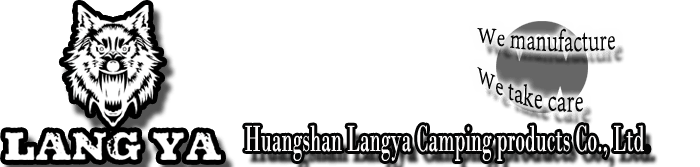 Huangshan Langya Camping products Co., Ltd.