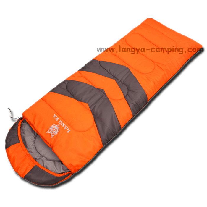 top sale zip together double sleeping bag  LY-20116
