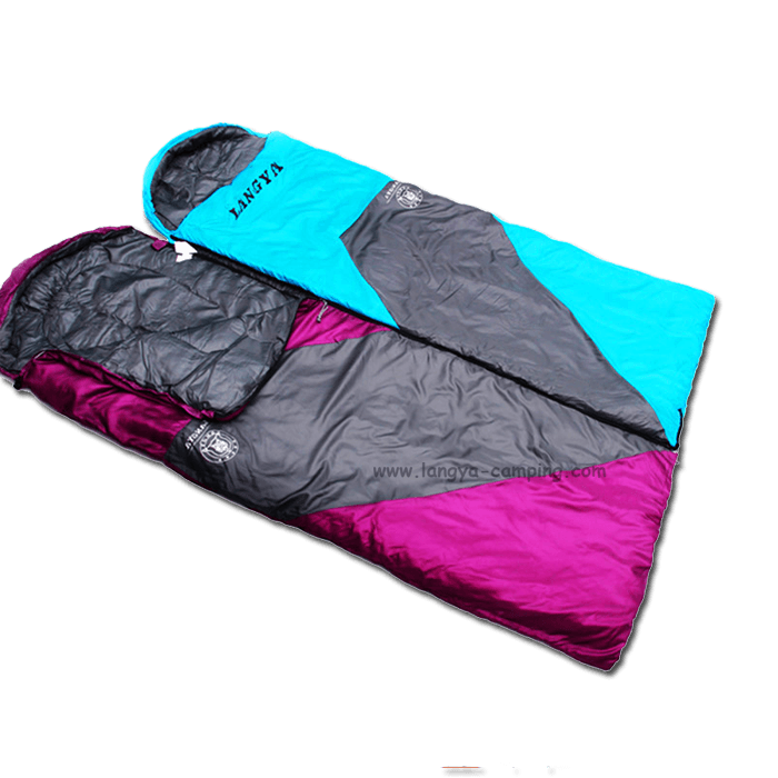 Aurora Envelope Zip Together Sleeping Bag Ly 20170