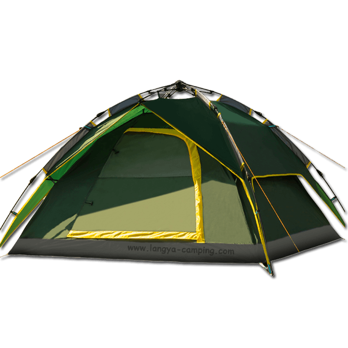 4 man Easy Up Tent LY10105 ...  sc 1 st  Huangshan Langya C&ing products Co. Ltd. & Easy Up Tentez up tentWholesale easy tentauto tent