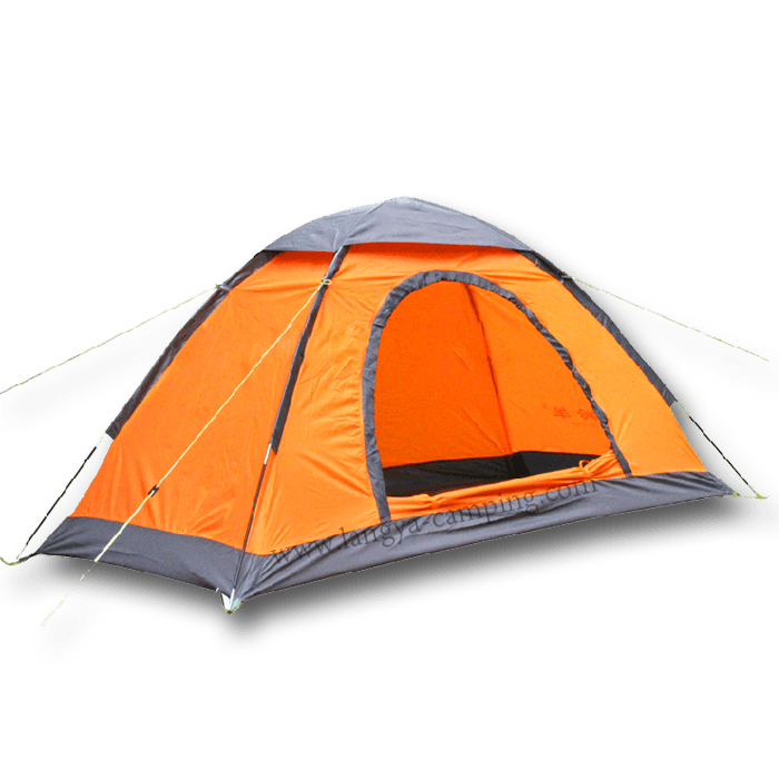 one man tent LY-10231-3 ...  sc 1 st  Huangshan Langya C&ing products Co. Ltd. & one man tentsingle layer tentcouple tent