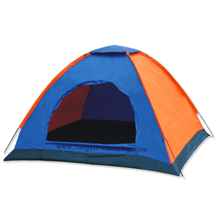 2 man dome tent LY-10231 ...  sc 1 st  Huangshan Langya C&ing products Co. Ltd. & 2 man tenttourist tentsingle layer tentultralight tent
