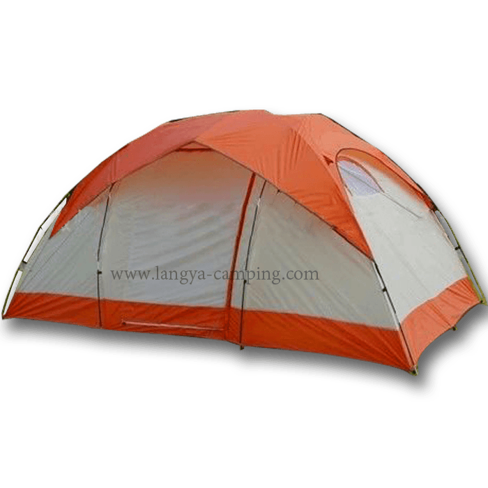 2 bedroom tent LY-10250-D16 ...  sc 1 st  Huangshan Langya C&ing products Co. Ltd. & 2 bedroom tentlarge tents6 man tent