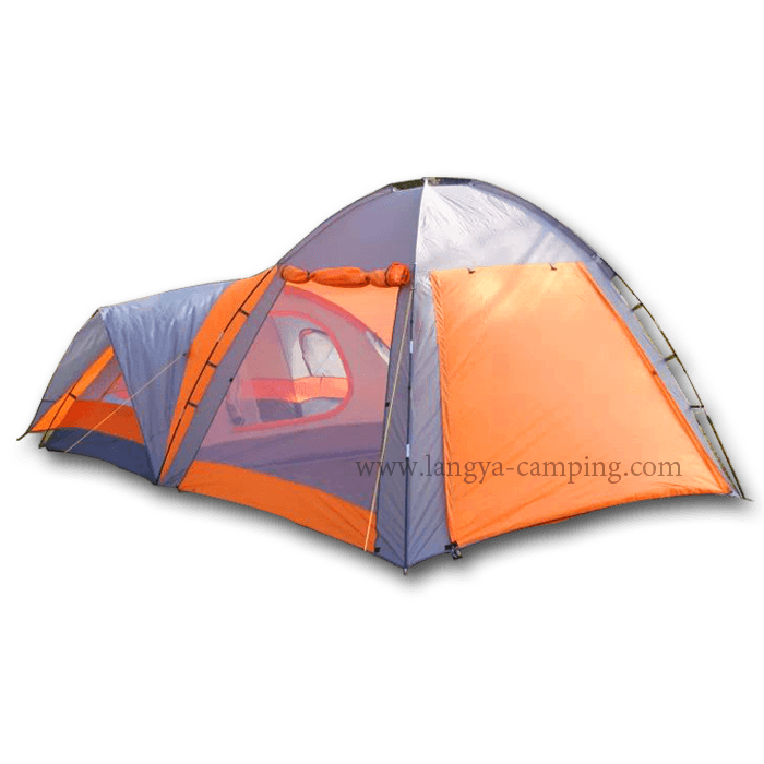 8 man tent LY-10107 ...  sc 1 st  Huangshan Langya C&ing products Co. Ltd. & 8 man tent6 man tent2 room tent