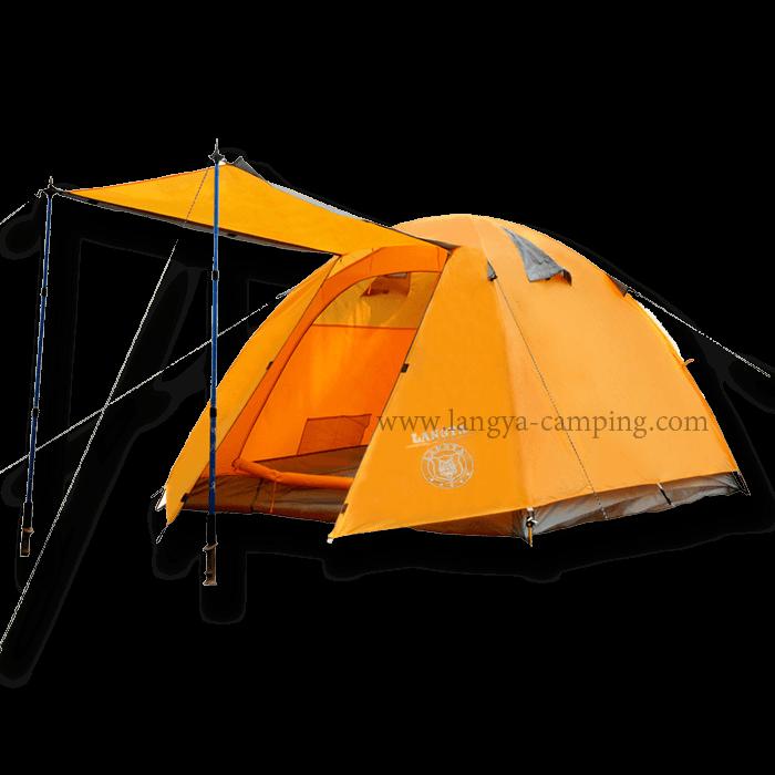 4 man storm tent LY101 ...  sc 1 st  Huangshan Langya C&ing products Co. Ltd. & 4 man tentsstorm tentaluminum pole four man tents
