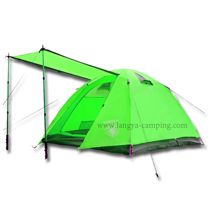 ... 4 man storm tent LY101  sc 1 st  Huangshan Langya C&ing products Co. Ltd. & 4 man tentsstorm tentaluminum pole four man tents