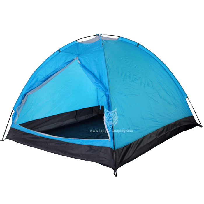 Single layer 4 man tent promotional LY-10148 ...  sc 1 st  Huangshan Langya C&ing products Co. Ltd. & promotional tent4 man tenttent 4single layer tentcheap tent