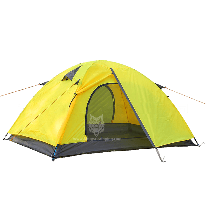 2 man double tape stitching tent LY-4223 ...  sc 1 st  Huangshan Langya C&ing products Co. Ltd. & 2 man tenttent 2camping tenttentalu pole tent