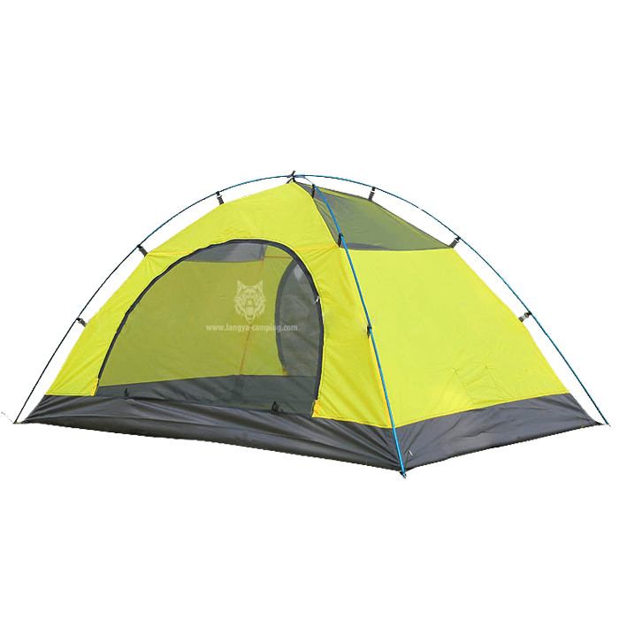 ... 2 man double tape stitching tent LY-4223  sc 1 st  Huangshan Langya C&ing products Co. Ltd. & 2 man tenttent 2camping tenttentalu pole tent