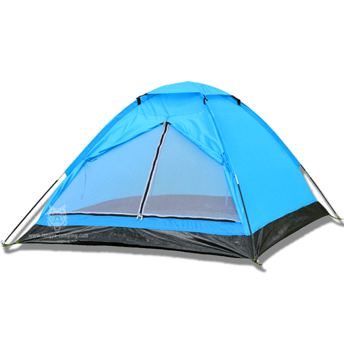 2 Person Tent. Single layer tent promotional LY-10147 ...  sc 1 st  Huangshan Langya C&ing products Co. Ltd. & promotional tent2 man tentultralight tentdome tentbeach tent ...