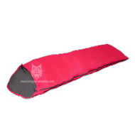 OEM water repellent envelope sleeping bag LY-04