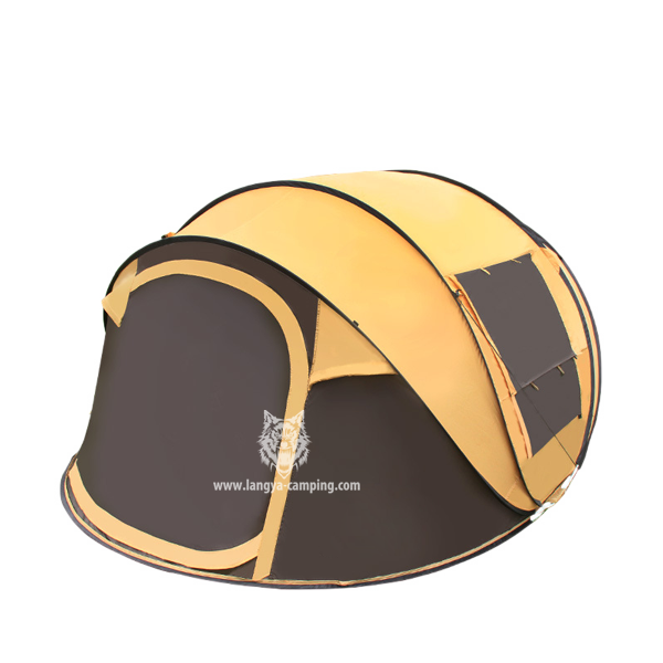 Spacious multi person automatic pop up tent LY-26385