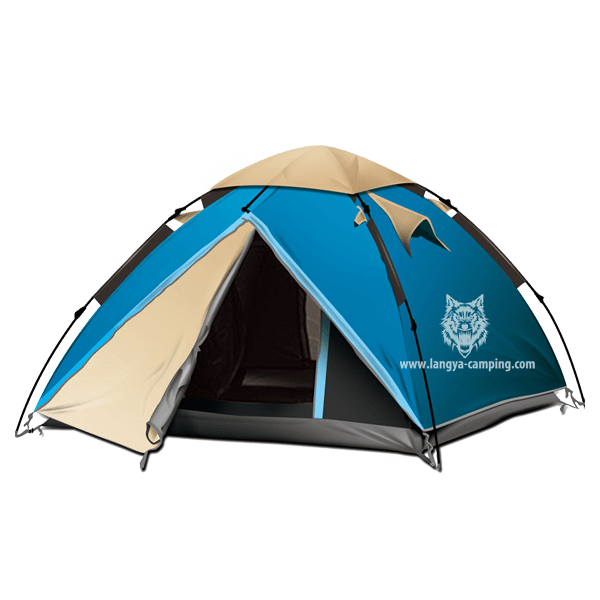Four person automatic tent with hood LY-59098