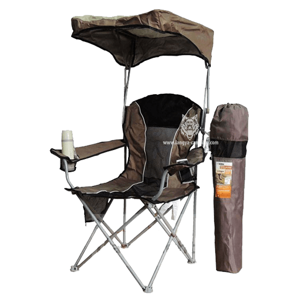 Folding Camping Chair With Canopy LY 684N