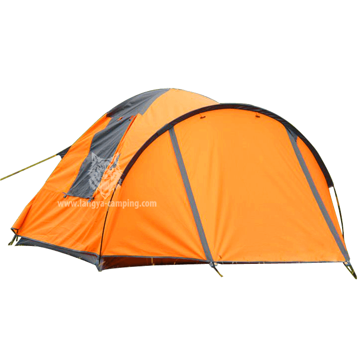 Tent with bed  sc 1 st  Huangshan Langya C&ing products Co. Ltd. & 4 man tenttent with vestibuletent 4tent with kitchen