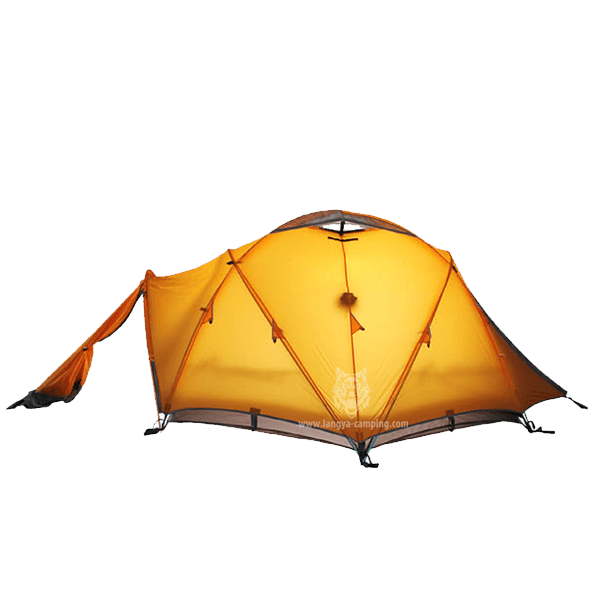 9.5mm alu pole four season alpine tent LY-085D