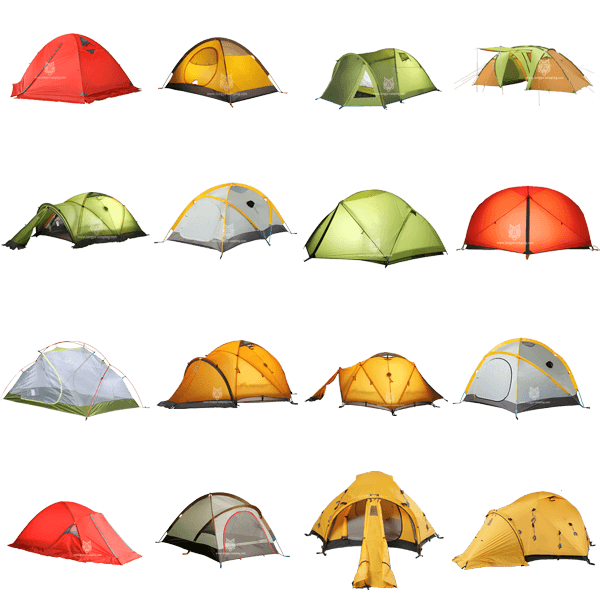 4 man four season family tent